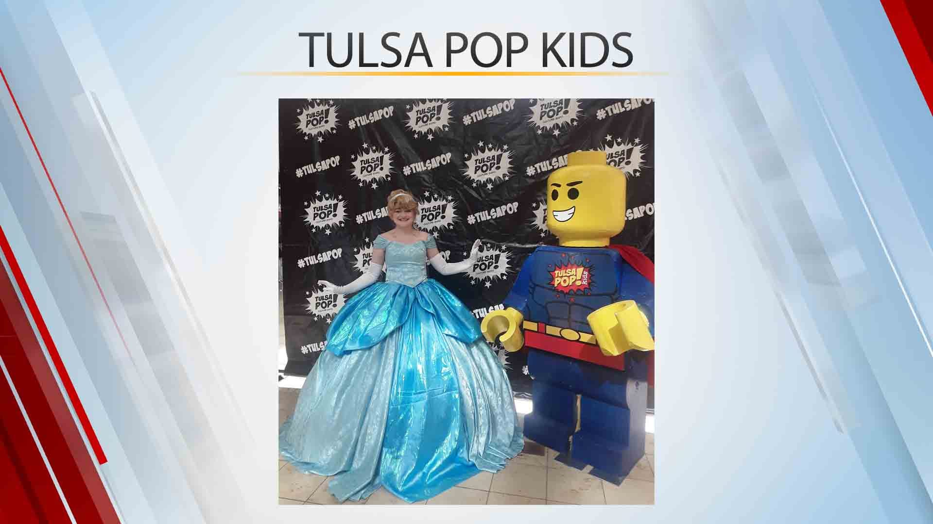 Tulsa Pop Kids Announces Pop Culture Expo
