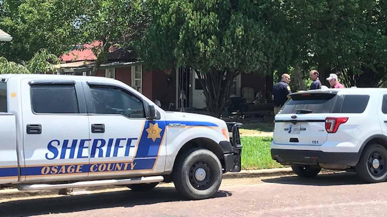 Osage County Sheriff's Office Investigates Suspicious Death In Fairfax