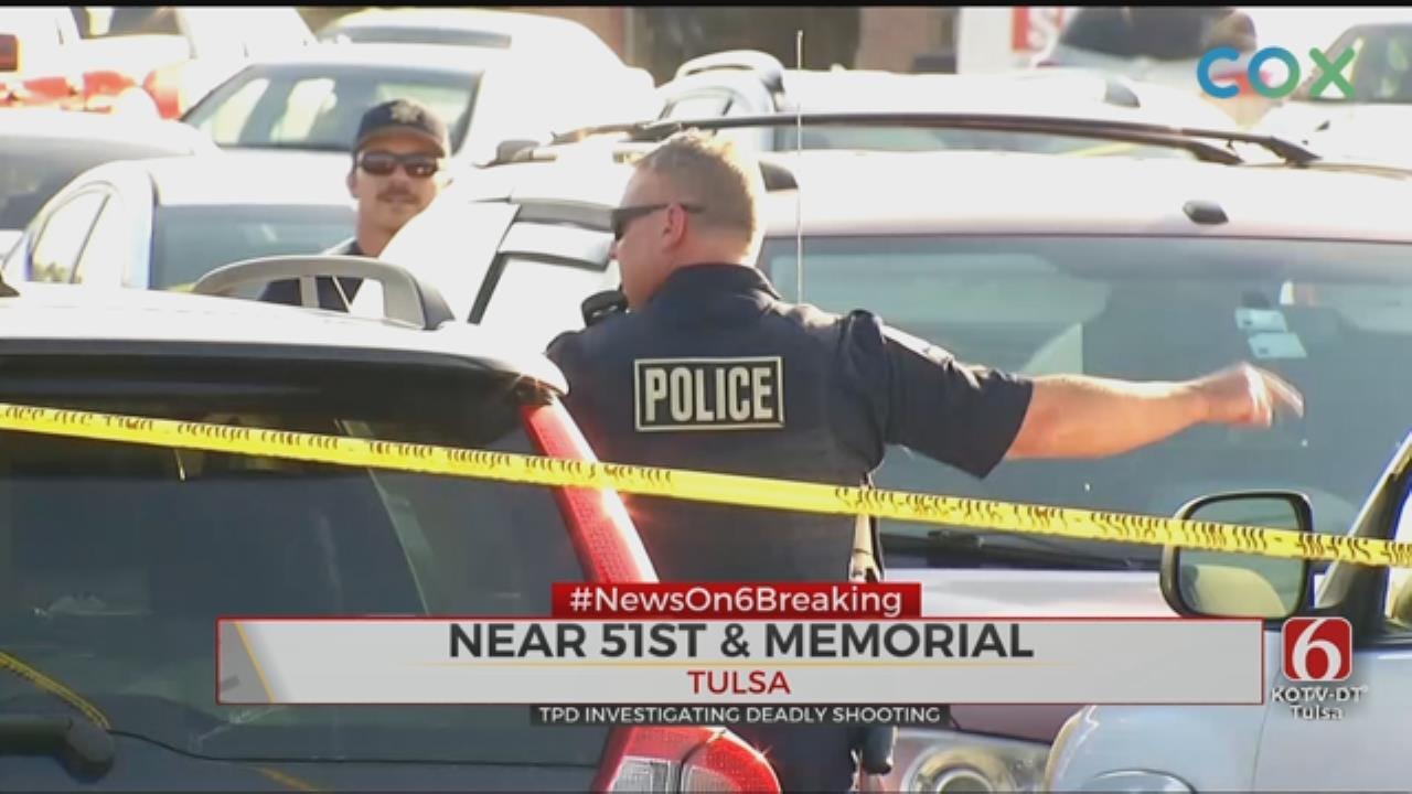 Police Identify 2 Men Killed In Gunfight Outside Tulsa Gym