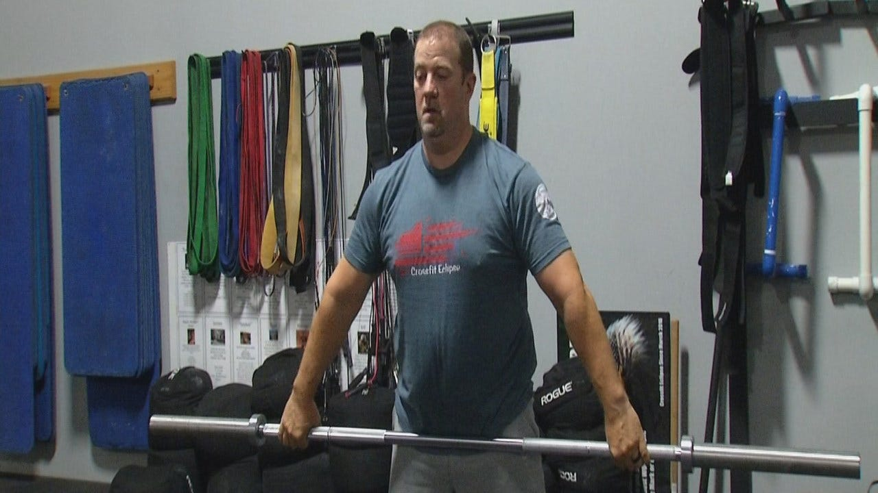 Tulsa Man Thankful For CrossFit After Heart Attack