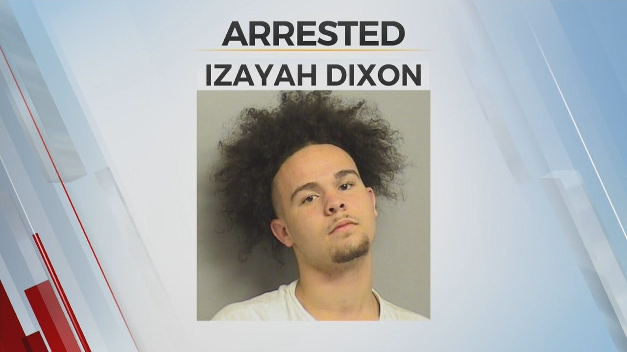 Tulsa Police: 1 Arrested After Chase, Assault