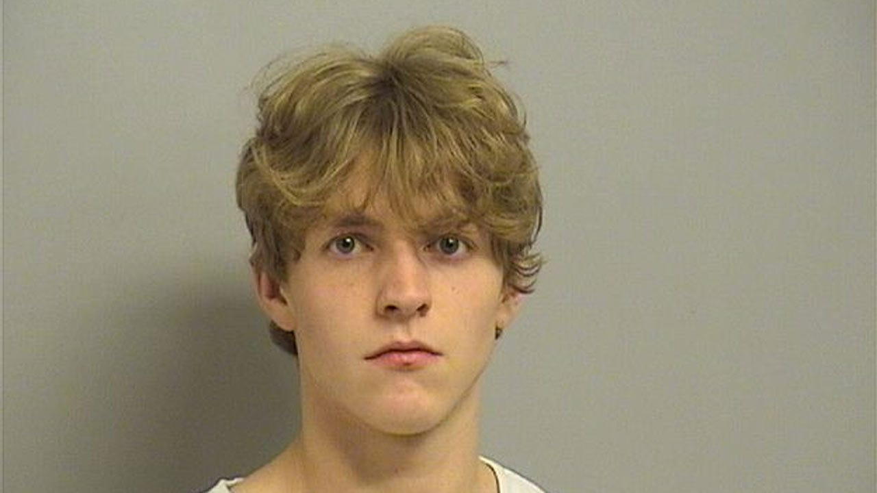 Jenks Teen Arrested On 24 Different Complaints
