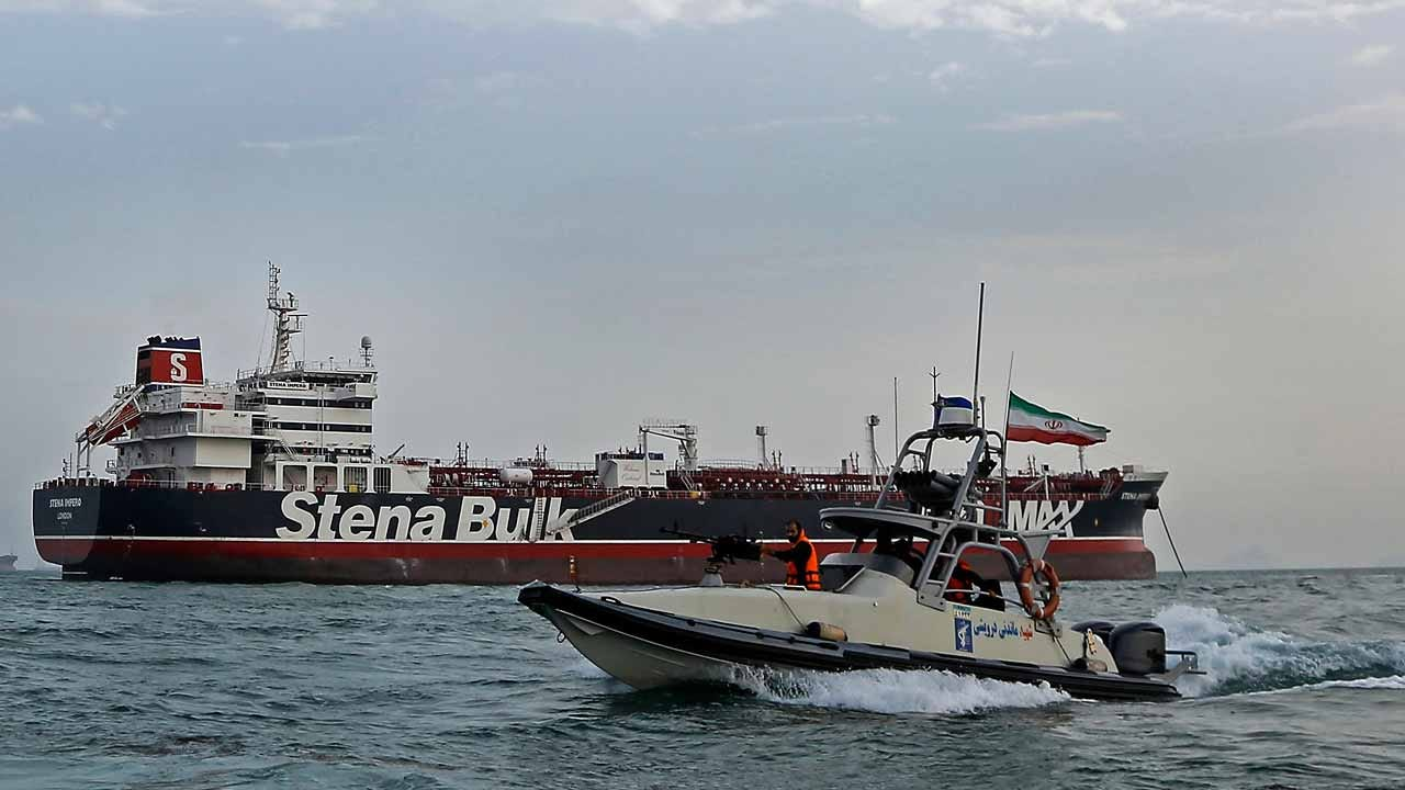 New Audio Shows UK Could Not Stop Iran Takeover Of Tanker