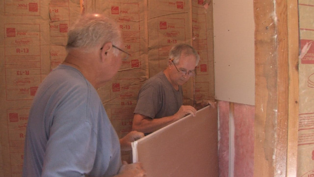 Sand Springs Residents Still Cleaning Up 2 Months After Historic Floods