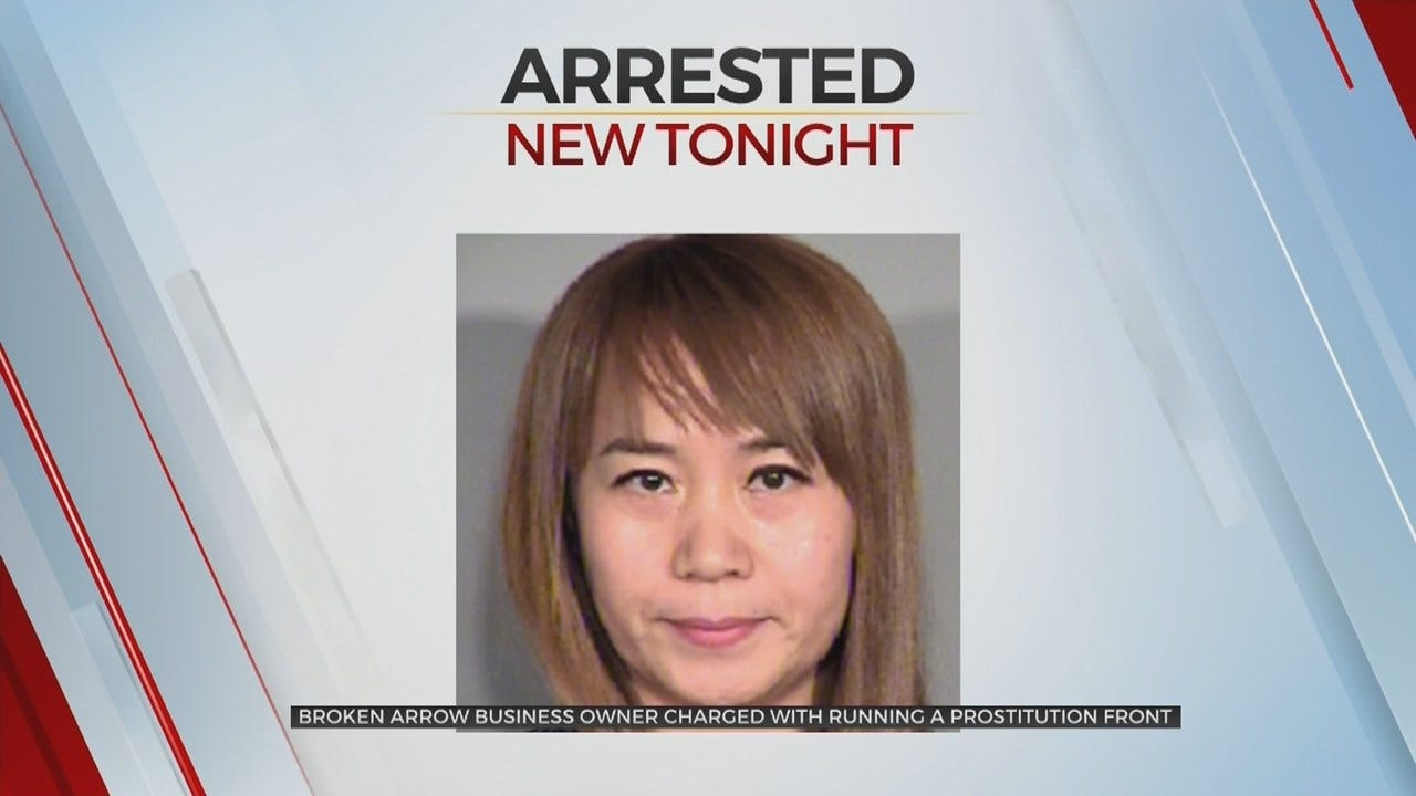Broken Arrow Woman Accused Of Using Business As Front For Prostitution