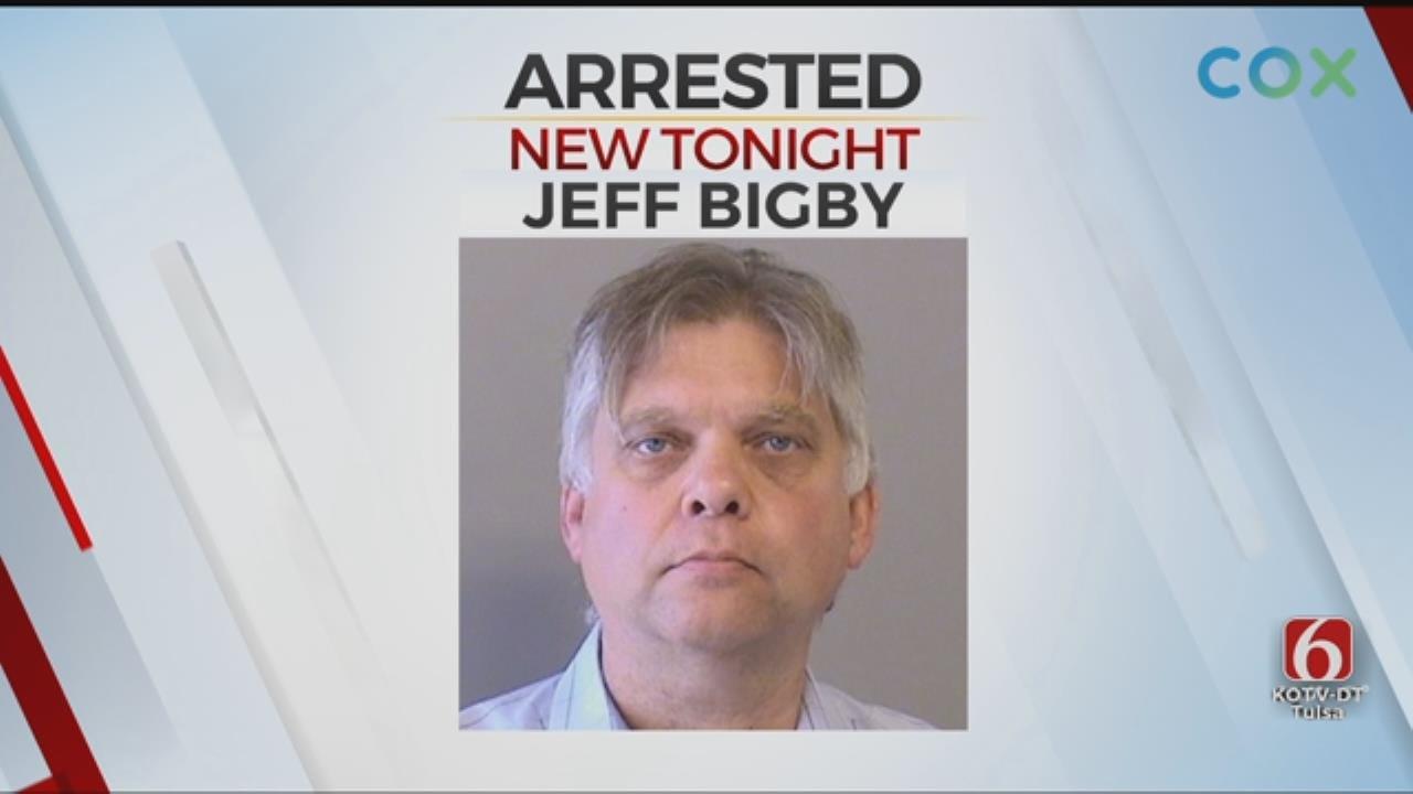 Broken Arrow Man Accused Of Lewd Proposals To Minor