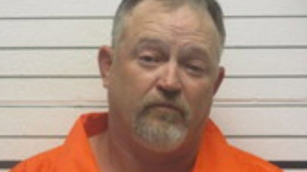 McIntosh County Man Arrested On Child Sex Abuse Charges