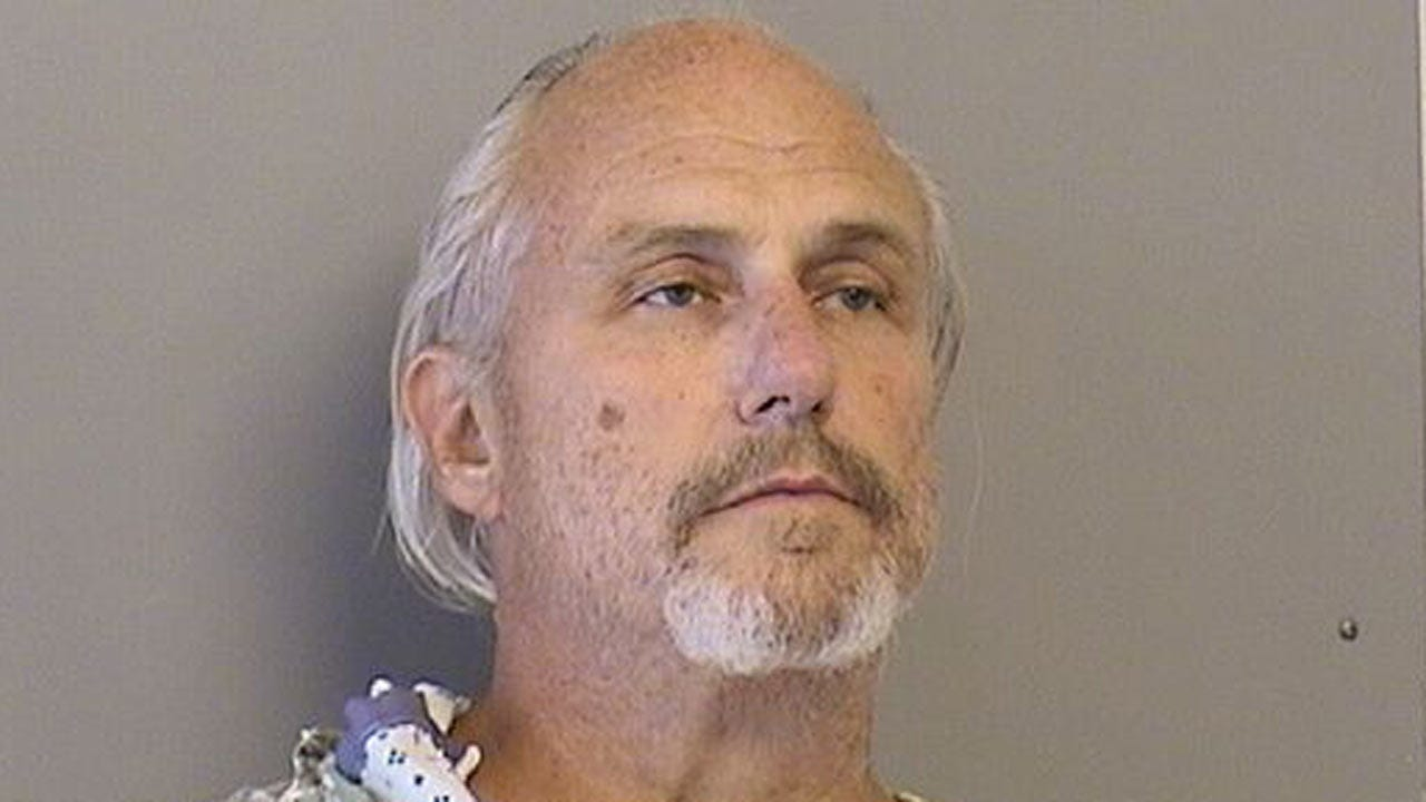 Tulsa Man Charged With Pointing Firearm At Traffic