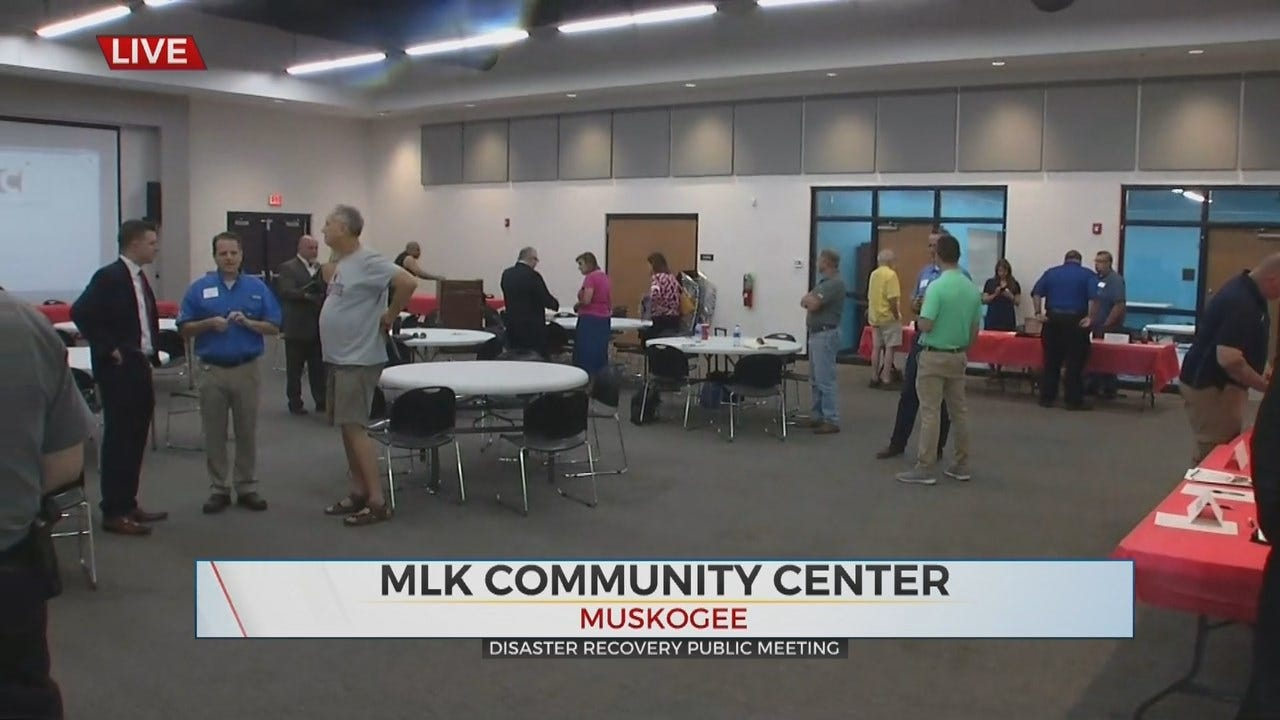 Muskogee County Still In Need Of Donations After Flooding