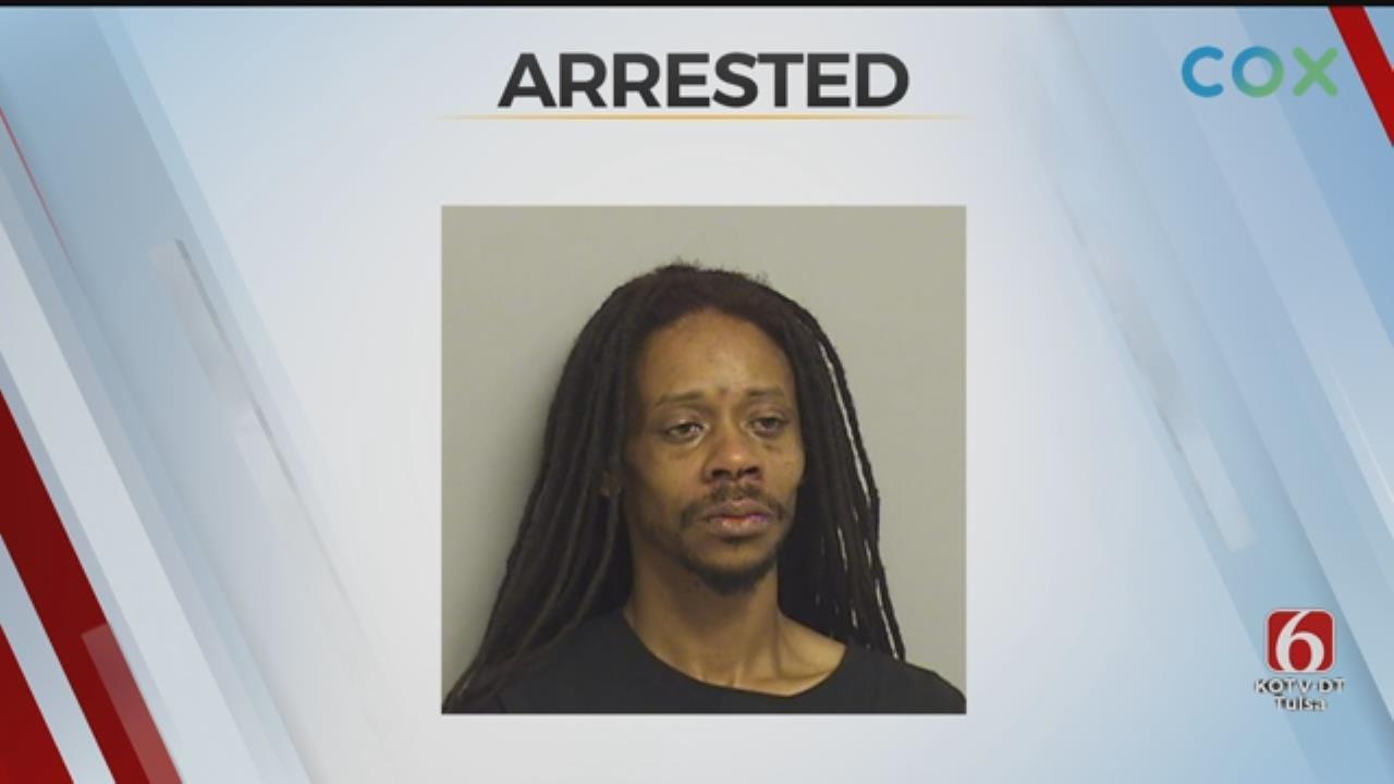 Tulsa Police: Bystander Takes Down Man Firing Gun On Brookside