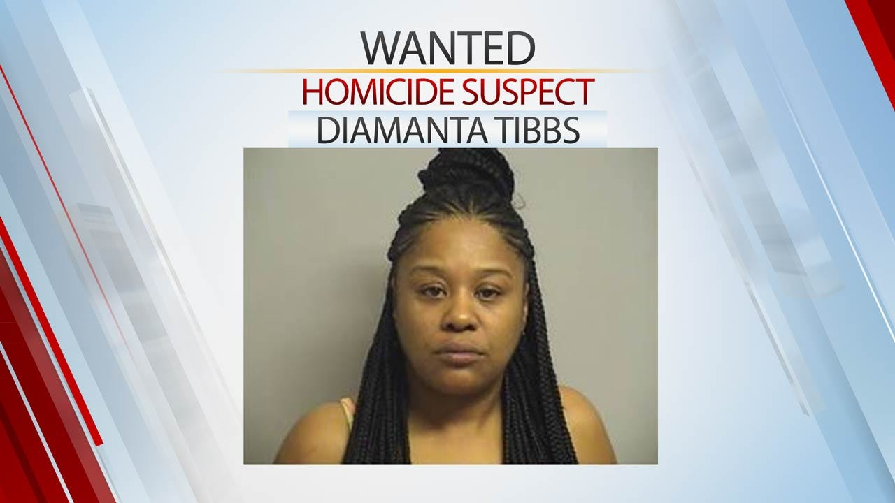 Tulsa Police Searching For Homicide Suspect