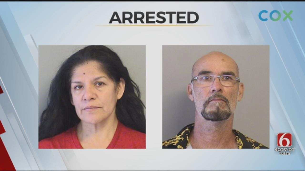 Attempt At Citizen's Arrest Lands Tulsa Couple In Jail, Police Say