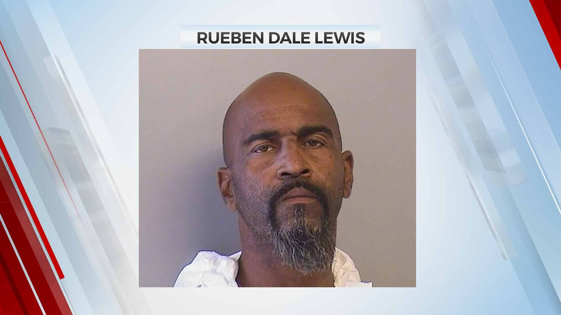 Tulsa Man Arrested, Accused Of Shooting Wife In Face