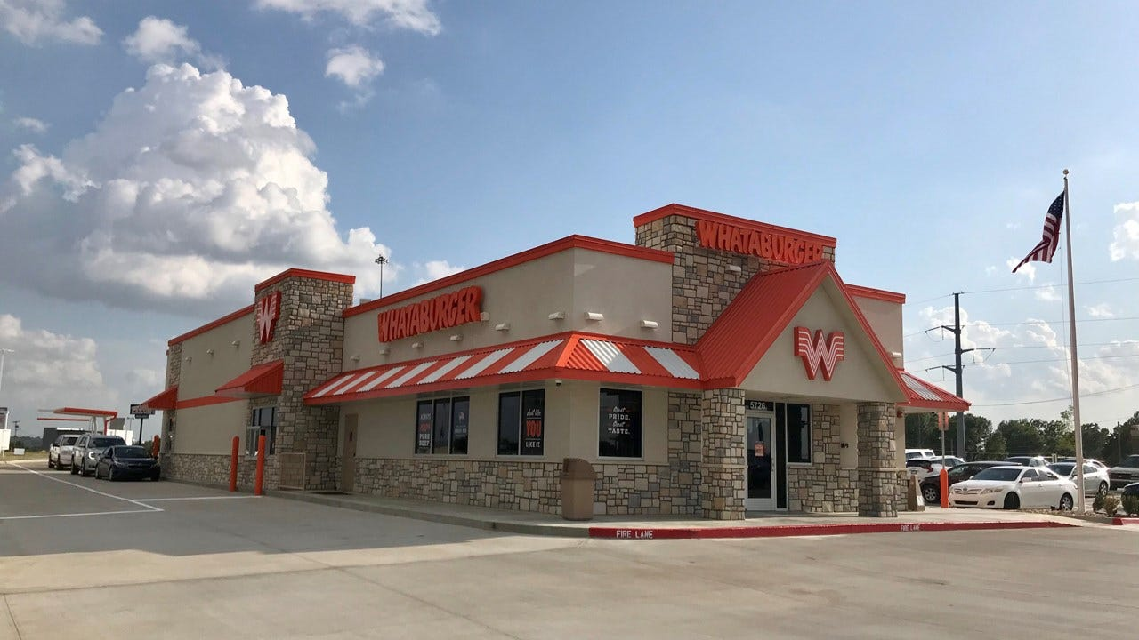 Tulsa Whataburger Destroyed 2 Years Ago By Tornado Back Open
