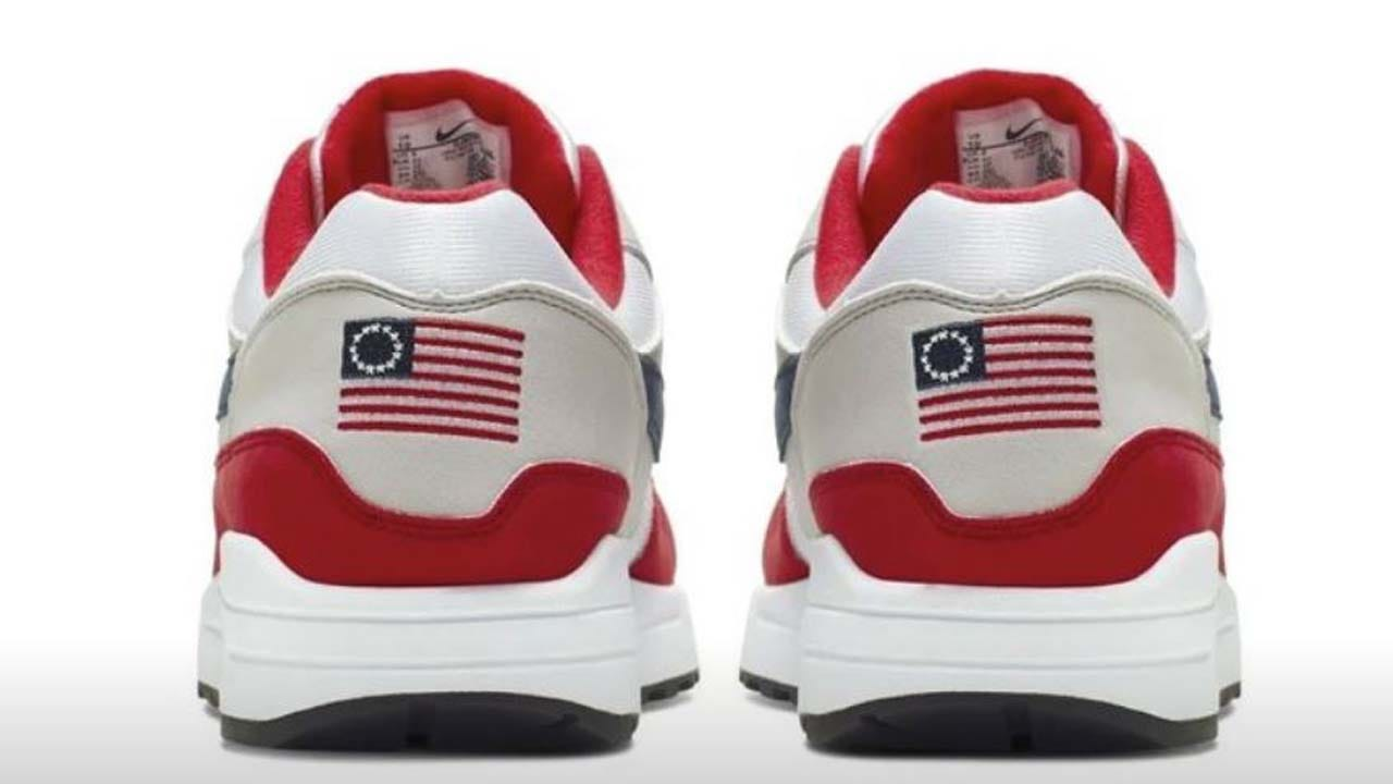 Nike Recalls Flag Shoe Before Its Release