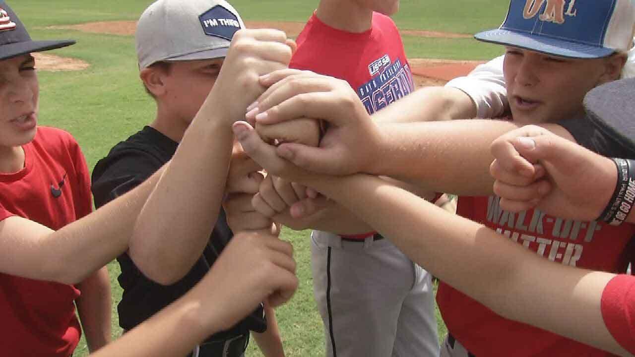 Tulsa Little League Baseball Players Head To Regional Tourney