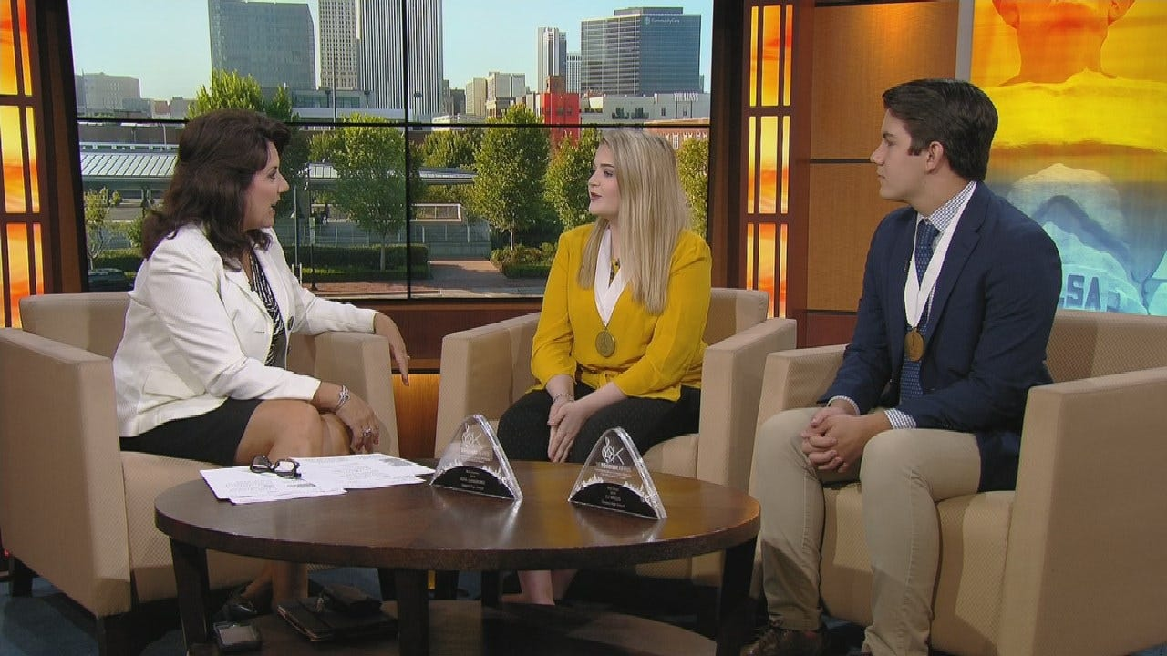 Owasso Students Returns From New York City Discovery Awards