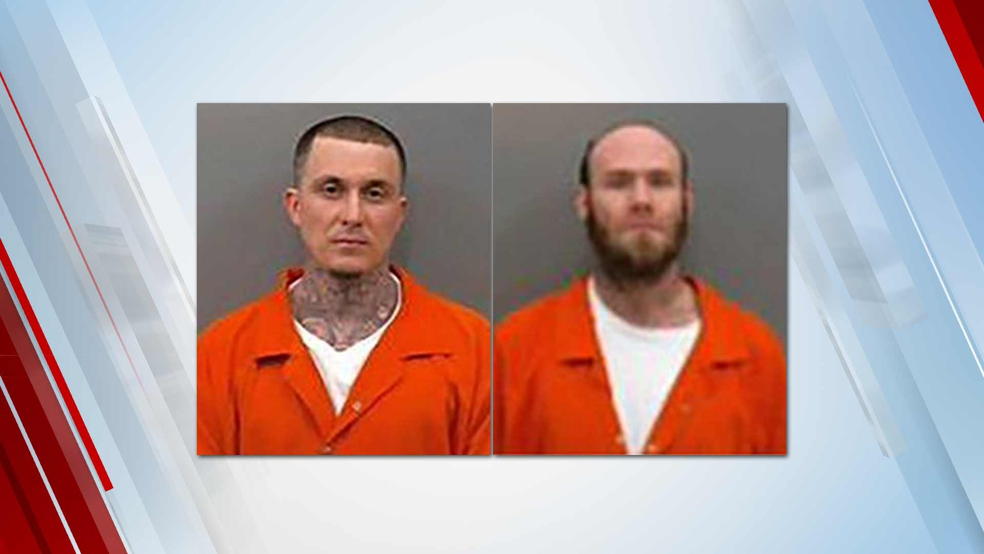 2 Federal Inmates Escape From Jefferson Co. Arkansas Detention Center