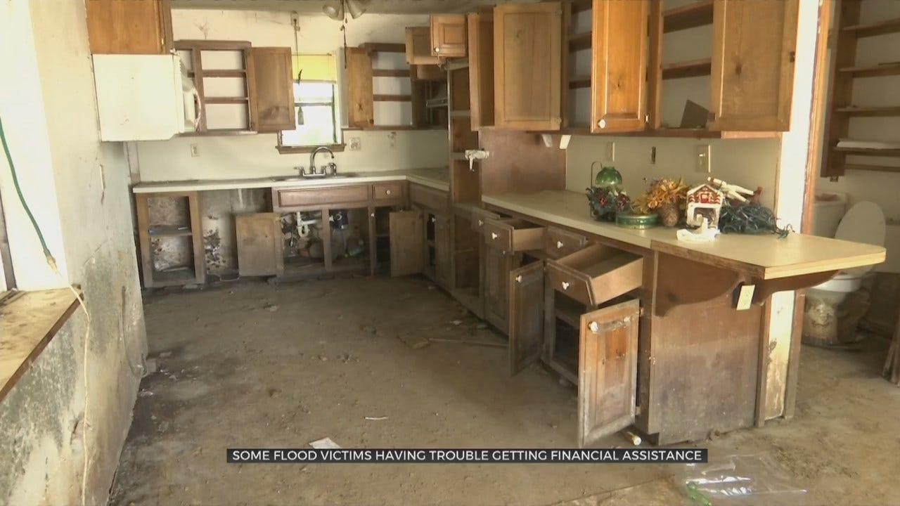 Some Oklahoma Flood Victims Still In Need Of Assistance