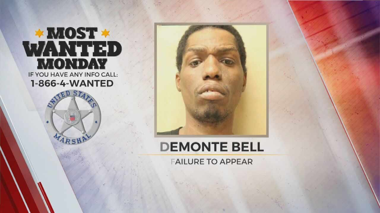 Most Wanted Suspect Believed To Be In Tulsa Area