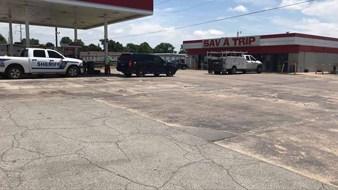 Multiple Agencies Searching For Suspect In Oil Truck Theft