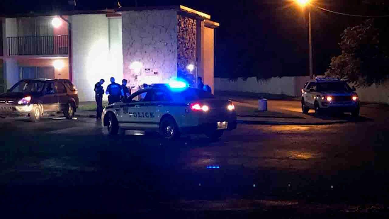 Tulsa Police: Stolen SUV Found At Motel