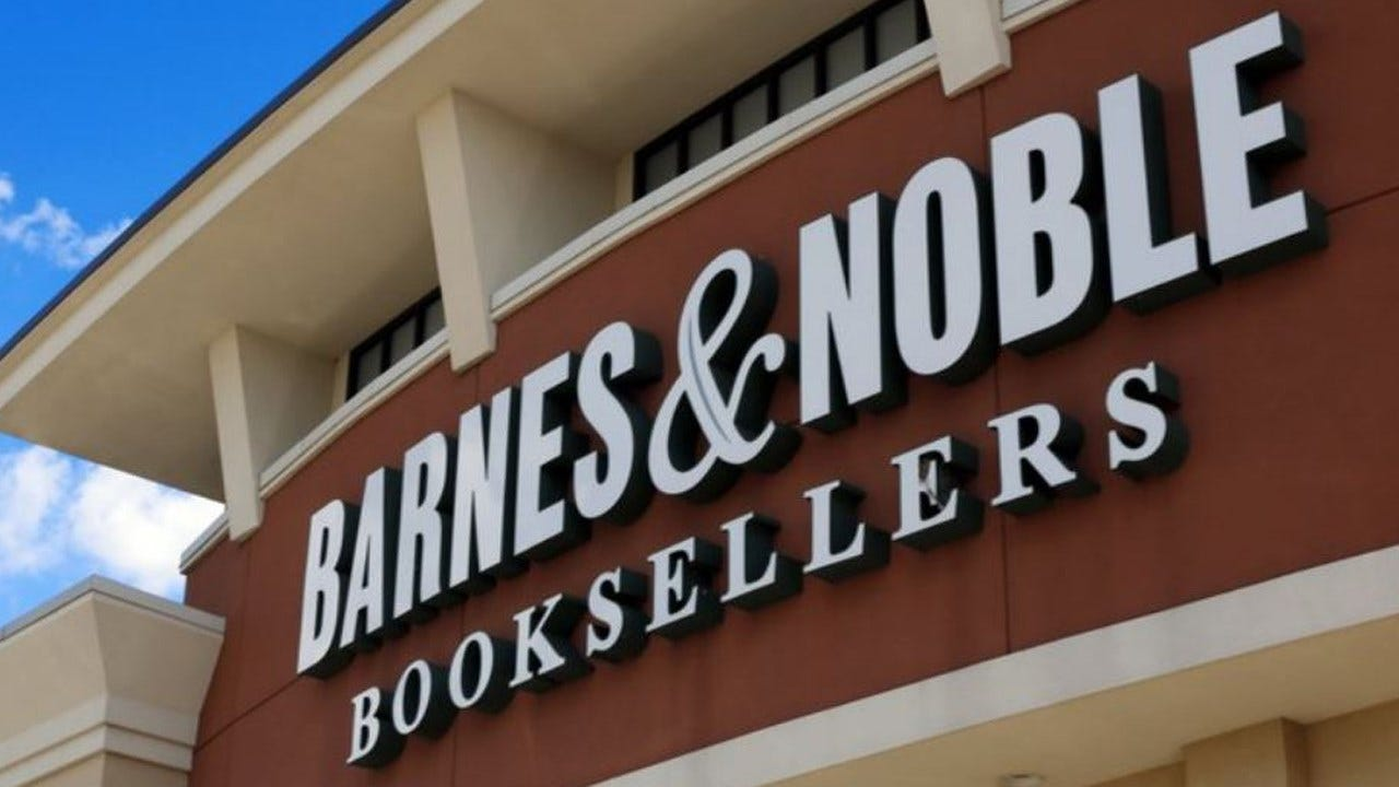 Barnes & Noble Sold To Hedge Fund