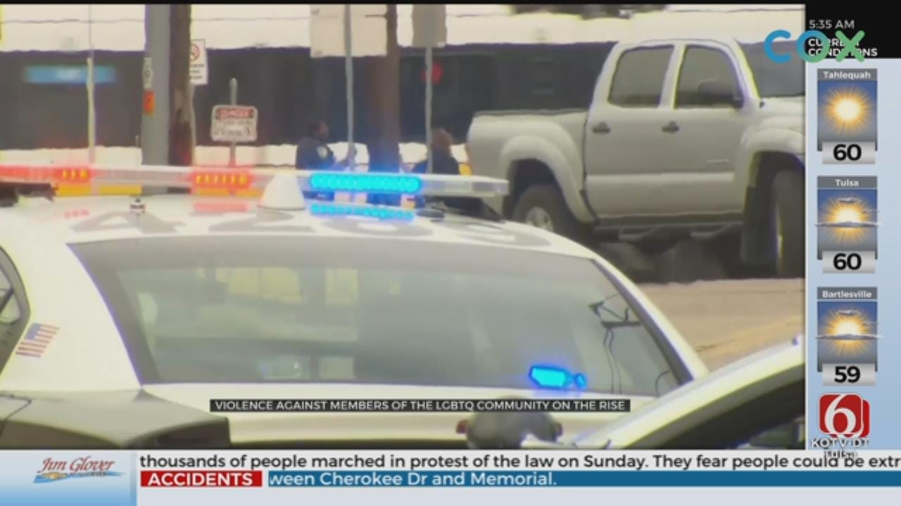 False Report Of Shooting At D.C. Pride Parade Causes Panic