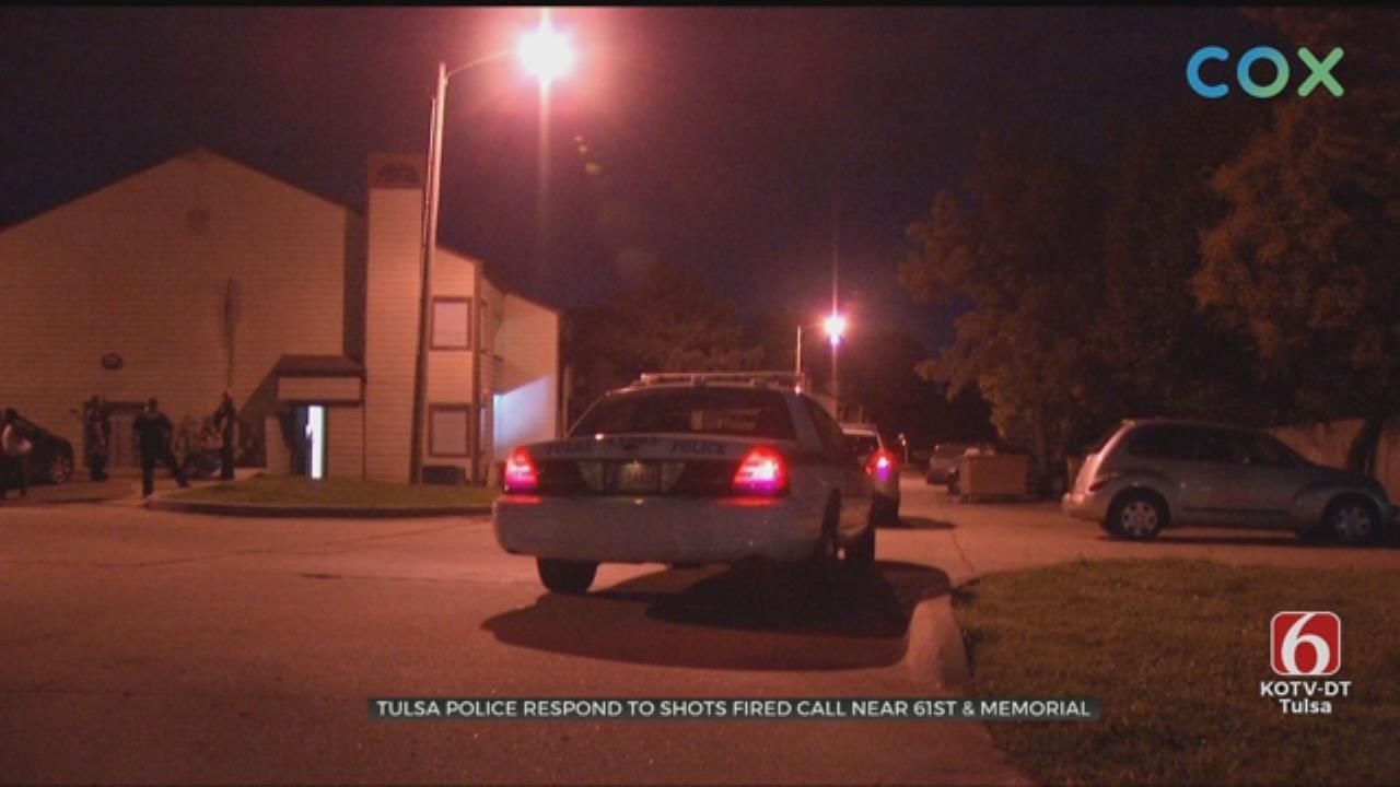 Tulsa Police Investigate Apartment Burglary