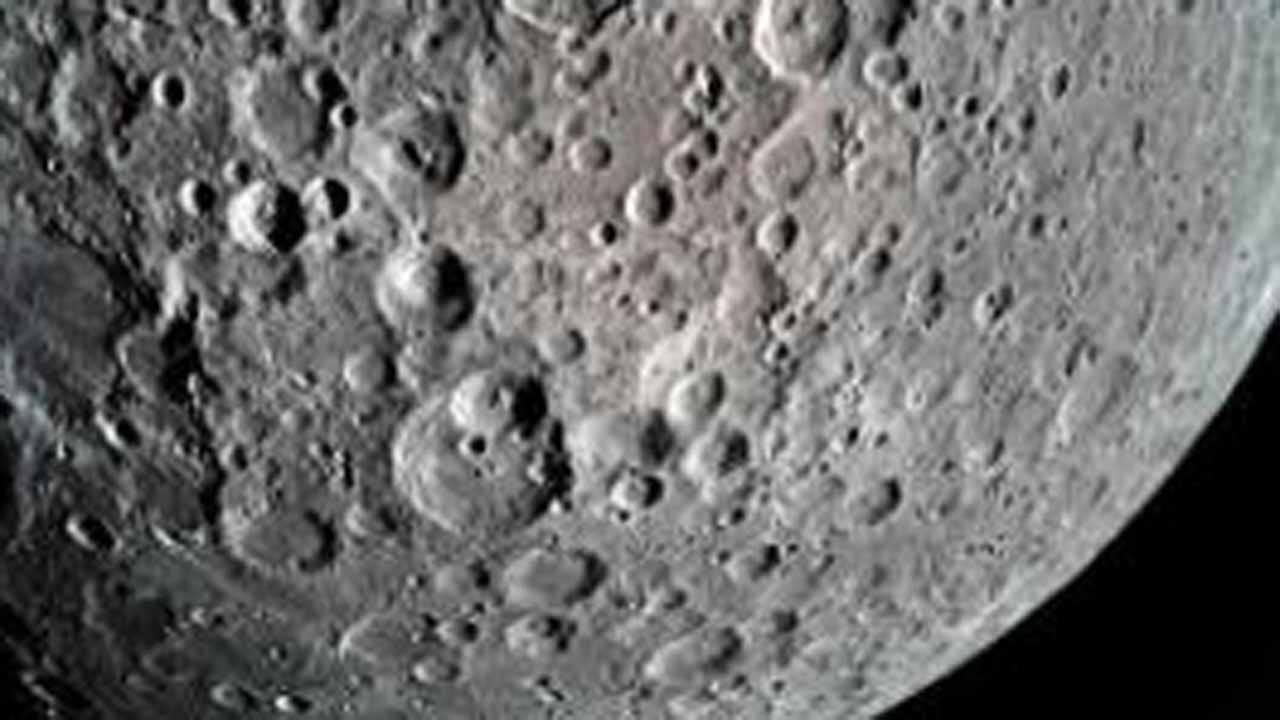 Scientists Discover Previously Unidentified Mass Beneath Surface Of The Moon