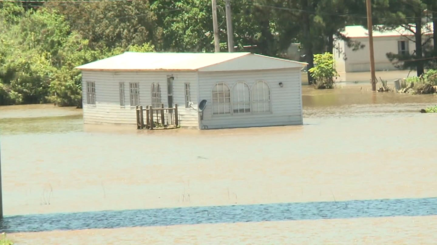 Arkansas Towns Still Dealing With Flood Issues