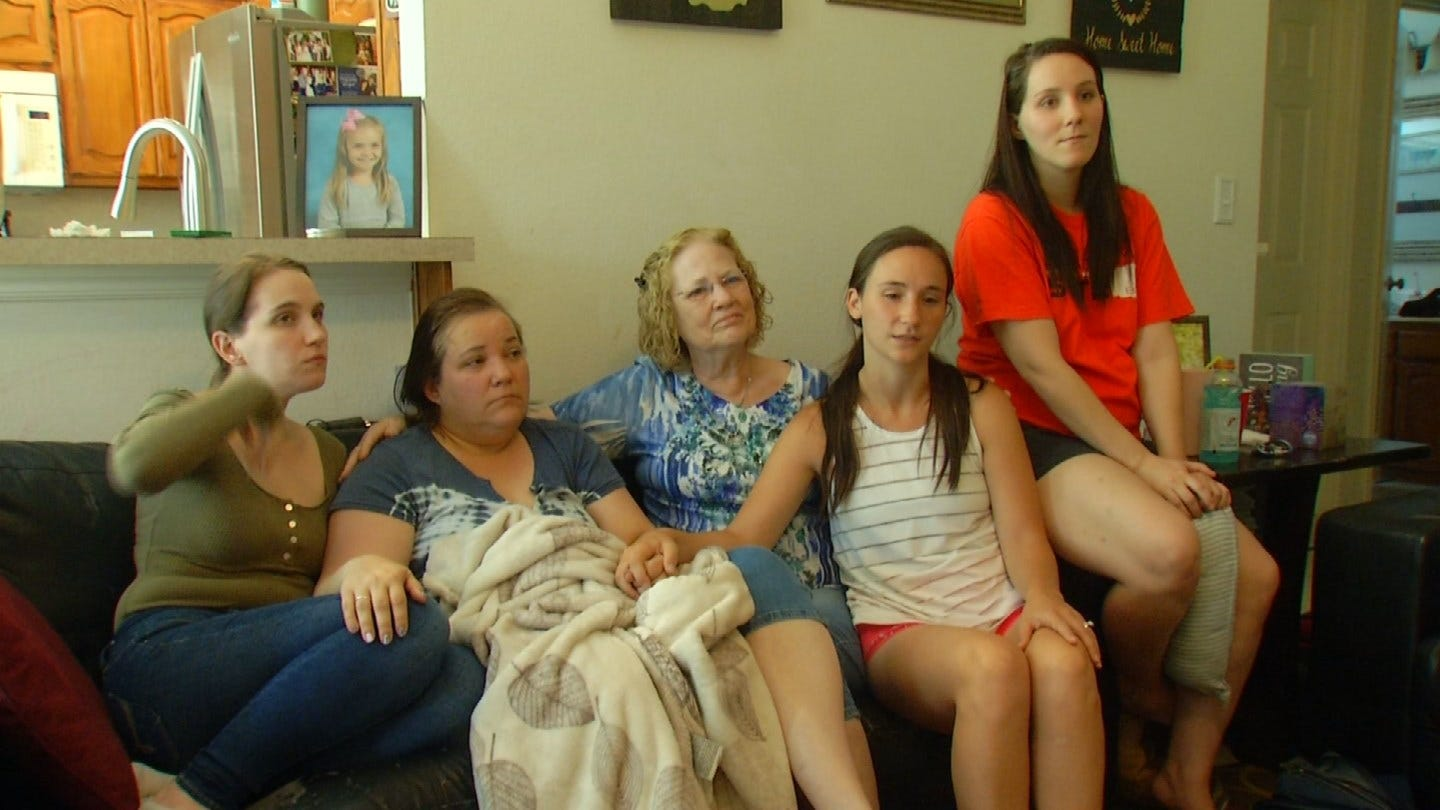 Family Speaks After Coweta Man Killed In Possible DUI Crash
