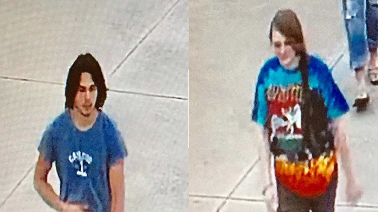 Fort Gibson Police Searching For Suspects In Vandalism