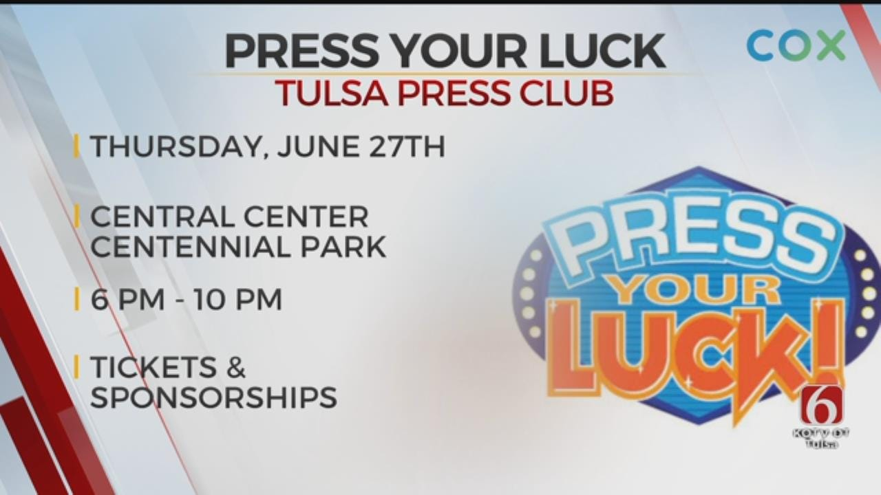 Try Your Hand At Trivia With The Tulsa Press Club
