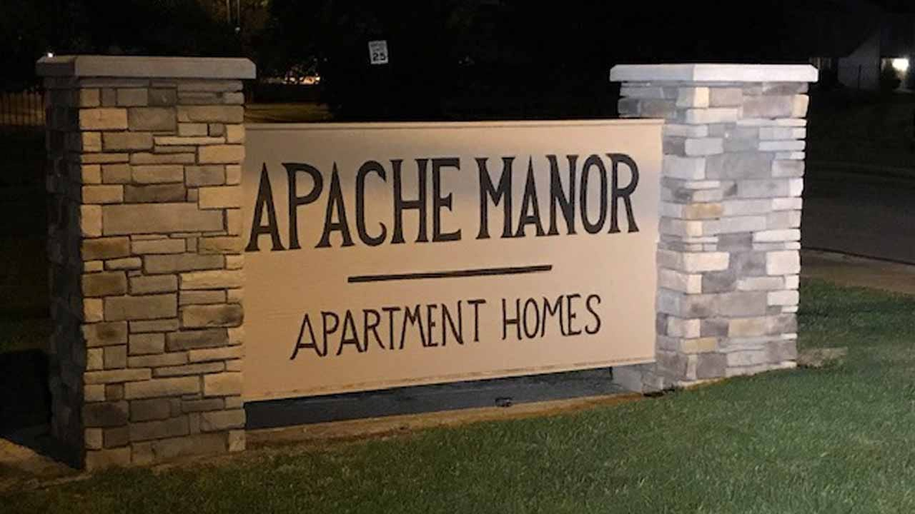 Tulsa Police Investigate Shooting After Man Shot At Apartment Complex