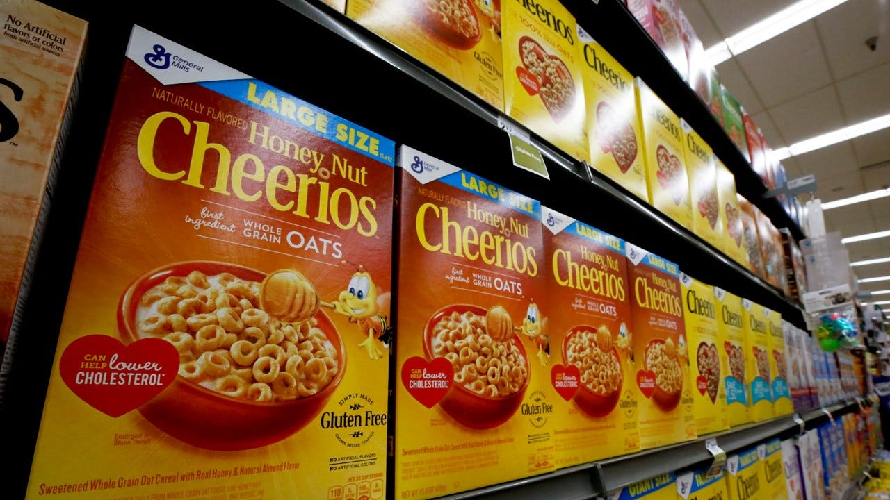 Cancer-Linked Chemical Found In Cheerios: What To Know