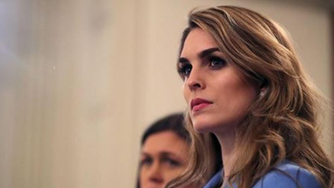Hope Hicks Agrees To Testify Before House Judiciary Committee
