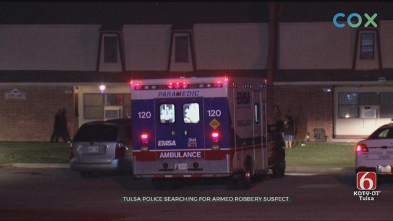 2 Teenage Suspects On The Run After Violent Tulsa Carjacking