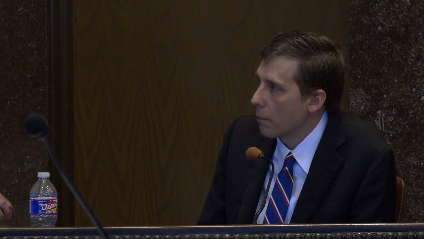 Day 15: Addiction Specialist Testifies In Oklahoma Opioid Trial