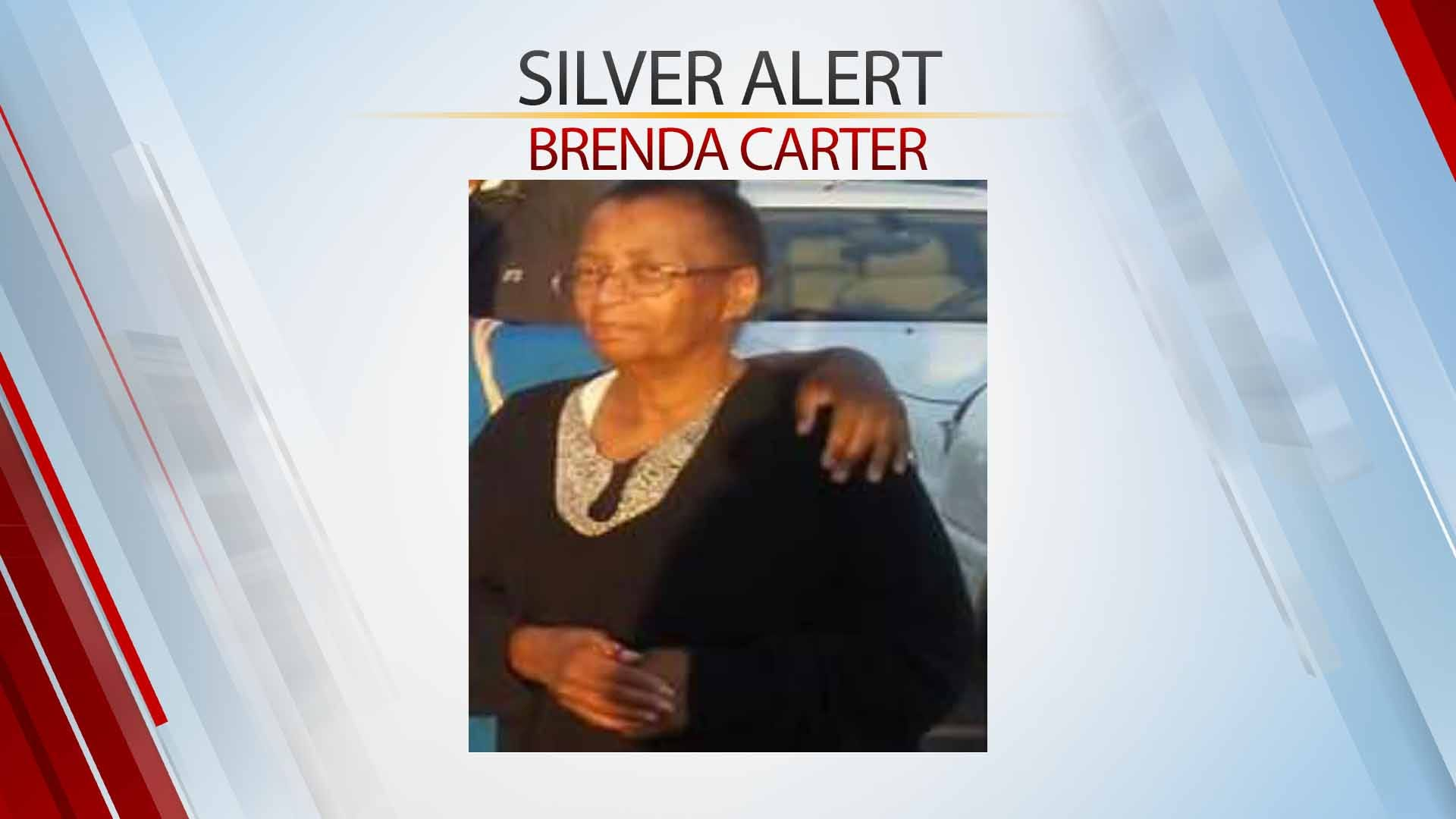 Missing Tulsa Woman With Alzheimer's Found After Silver Alert Issued