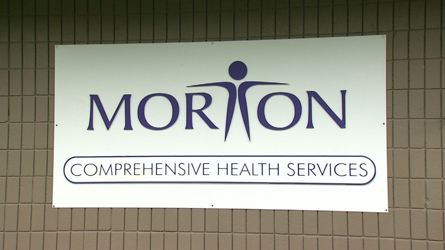 Morton Family Health Center In Tulsa Reopens After Flooding