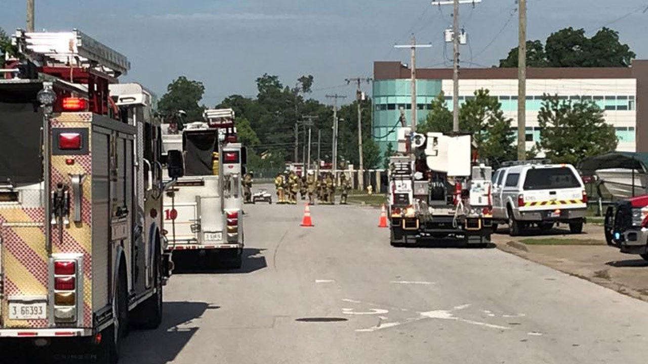 Copper Thieves Likely Case Of West Tulsa Transformer Fire, TFD Says