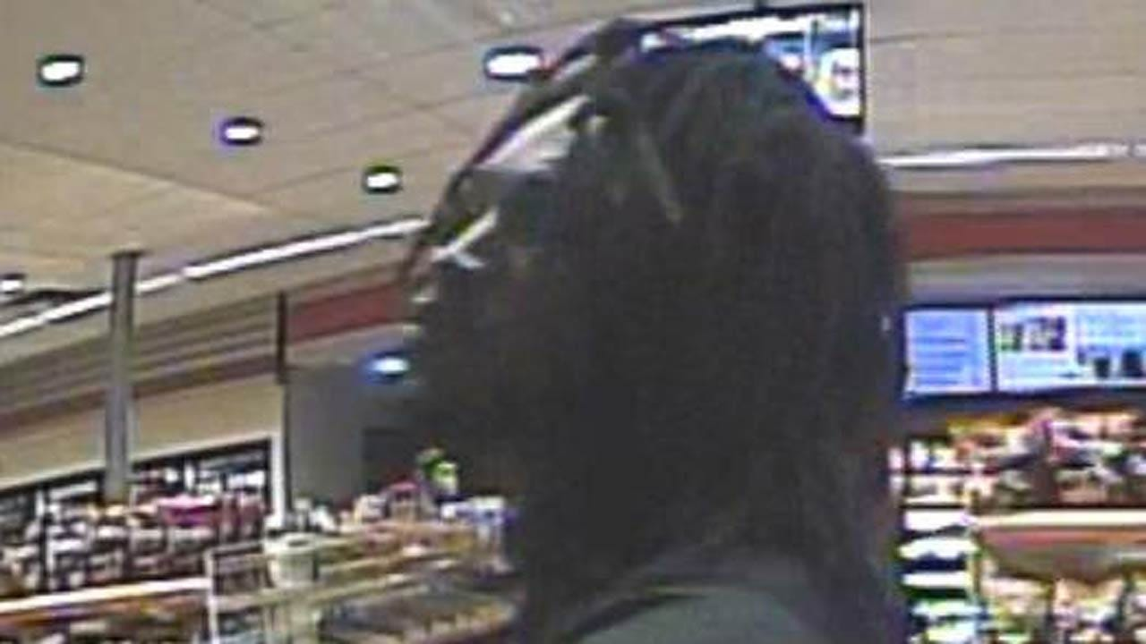 Owasso Police Search For Man Accused Of Using Stolen Credit Card