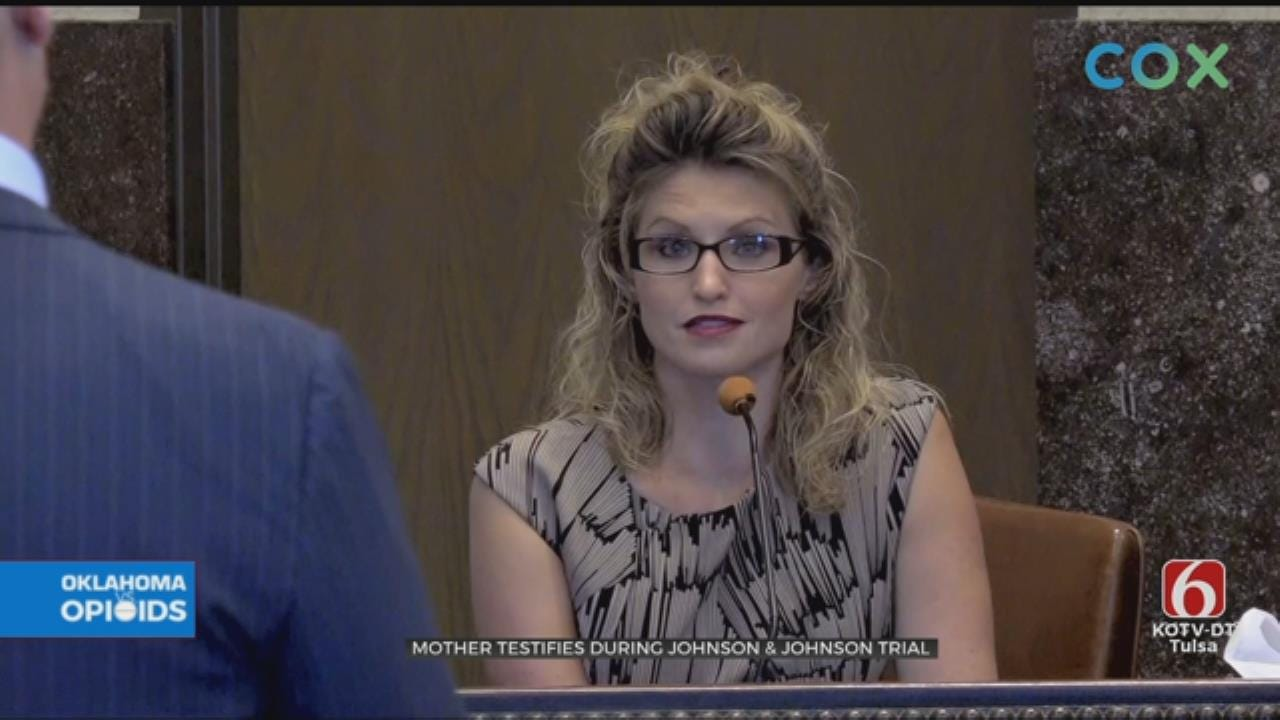 Babies Born Addicted Is 'Tragic', Testifies Foster Mother In Oklahoma Opioid Trial