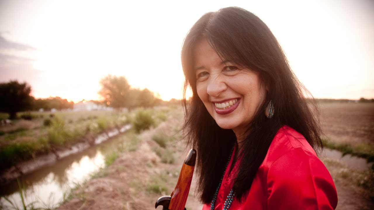 Tulsa Native Joy Harjo Named 1st Native American U.S. Poet Laureate