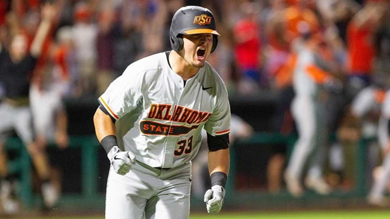 Boone 9th-Inning HR Rallies Cowboys For 6-5 Win Over Huskers