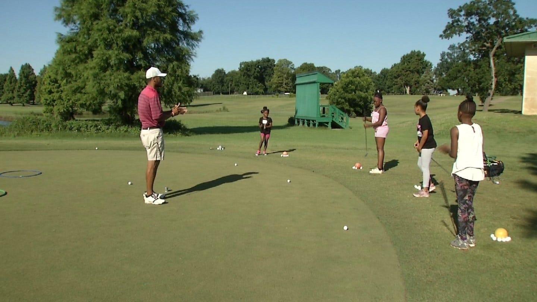 'First Tee' Teaches Tulsa Kids Golf, Life Lessons