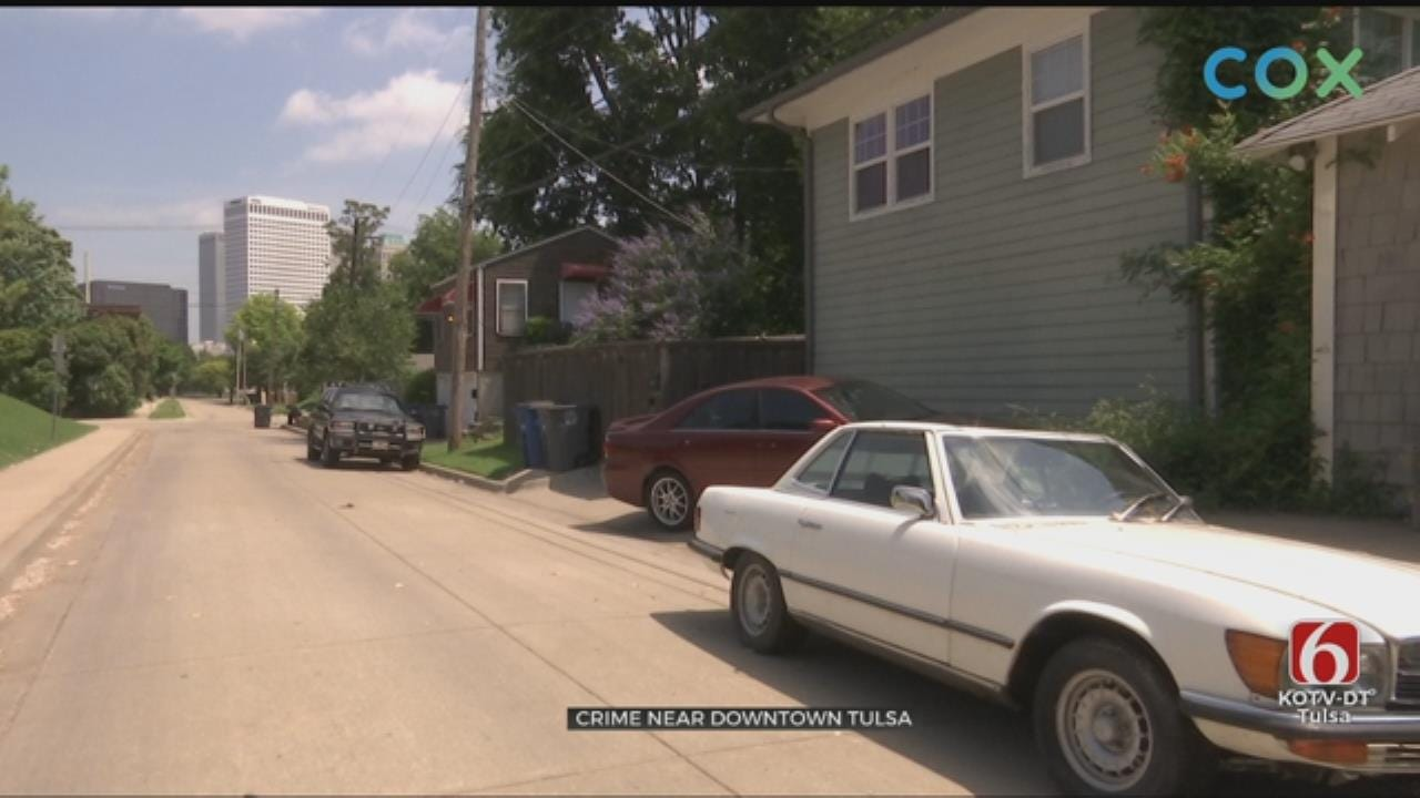 Riverview Neighbors Want Solutions For Spike In Crime