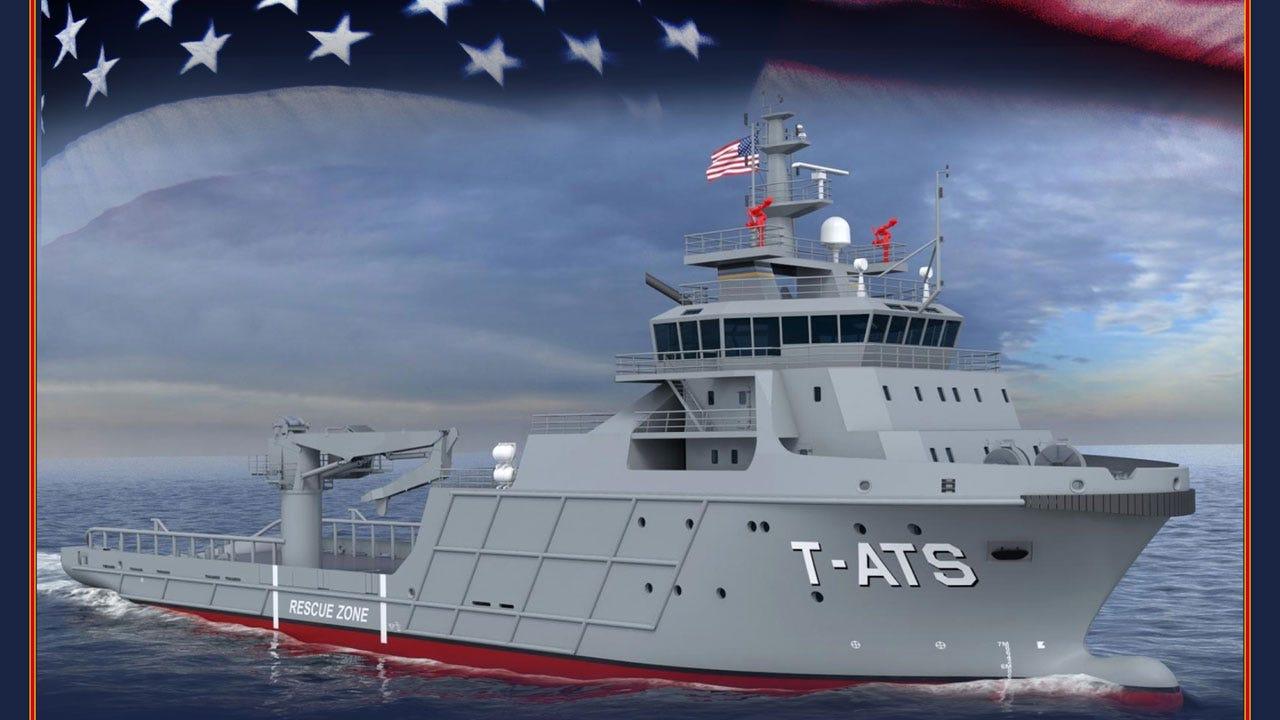 U.S. Navy Names Ship After Cherokee Nation
