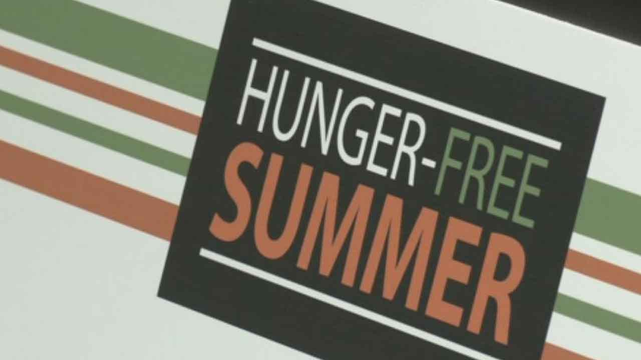 Food Bank Opens Summer Feeding Sites For Children In Tulsa